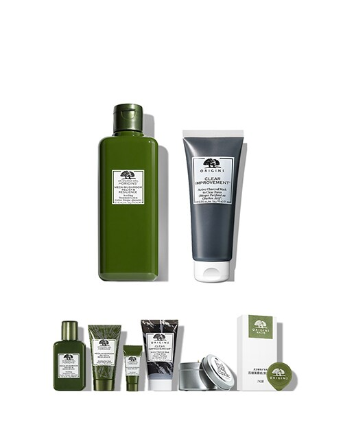 Clear Improvement™ & Dr.Andrew Weil for Origins™